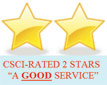 CSCI2 STAR RATING